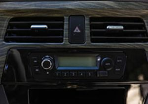 Shineray T30 interior 1